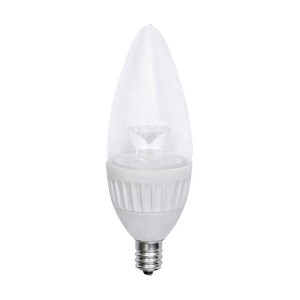 LED Candle Light - 4.9W - 3000K Warm White