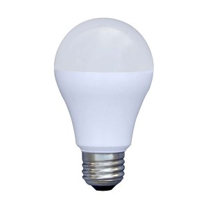 LED A19 - 7W - Dimmable - 3000K Warm White