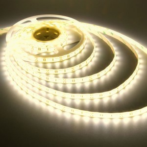 LED Strip Light - 3000K Warm White - 36W - 12V DC - Waterproof