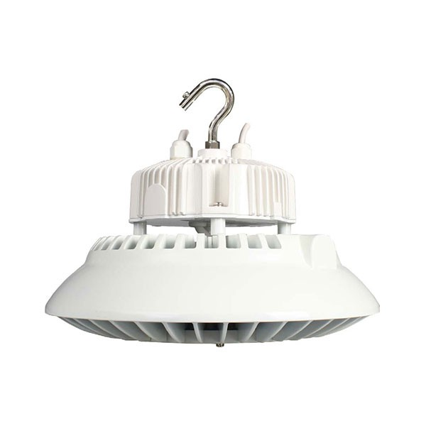 Buy LED Highbay Light Round - 100W - 5000K Cool White - 200-480V AC Online | Mr. Lighting