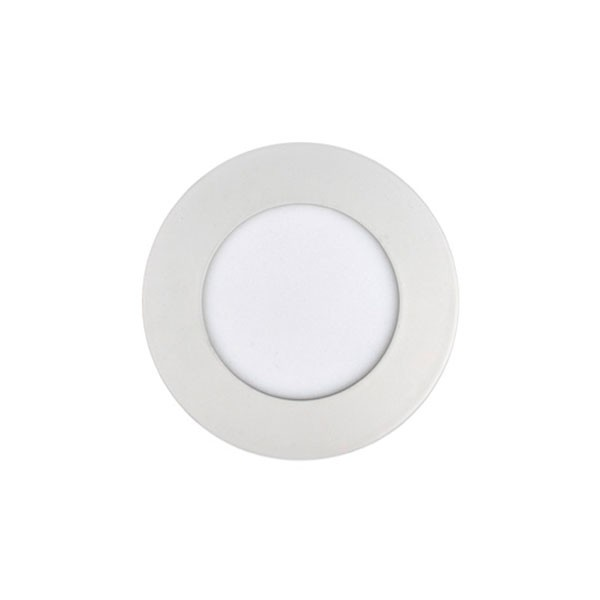Buy LED Puck Lights - 3.2W - 3000K-4000K-5000K - White Trim Online | Mr. Lighting